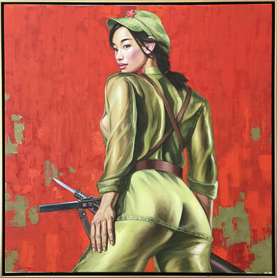 Hu Ming, 'Transparent Uniform IV'