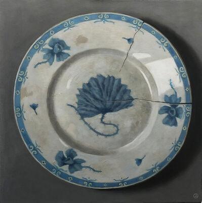 Olga Antonova, 'Plate', 2020