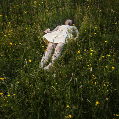 Cig Harvey, 'The Buttercups, Devin, Camden, Maine', 2013