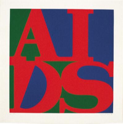 General Idea, 'AIDS', 1987-1988