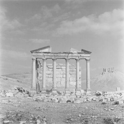 Lynn Davis, 'Temple, Palmyra, Syria', 1995