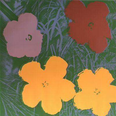 Andy Warhol, 'Flowers #65', 1970