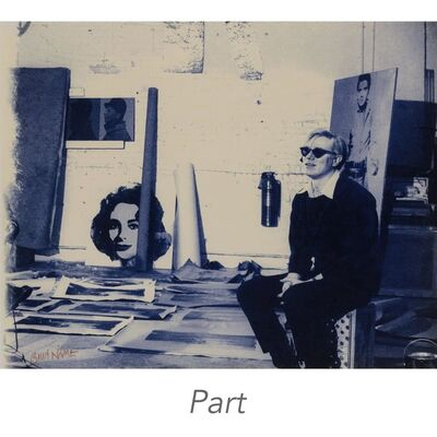 Billy Name, 'Group of four gelatin silver prints of Andy Warhol's Factory and its denizens.'