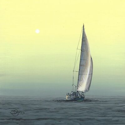 Del-Bouree Bach, 'Saltwinds'