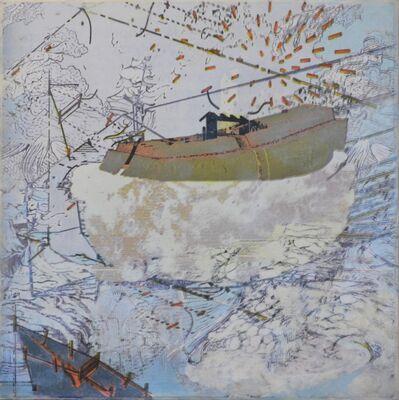 Robin Smith-Peck, 'Signals Crossed 2'
