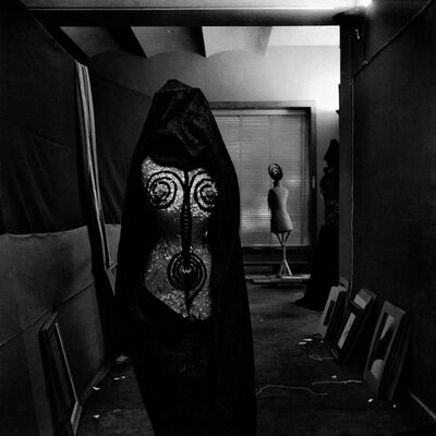 Fernando Lemos, 'Strange visit I.', 1949-1952
