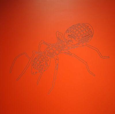 Peter Kogler, 'o.T.', 2010