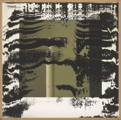 Gerhard Richter, 'Candle II, signed Trialproof        (one of 8 NOT PAINTED works !) ', 1989