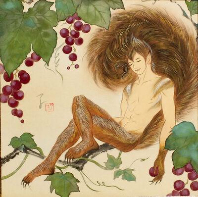 Ryoko Kimura, 'I Dream of Squirrel Boy', 2018