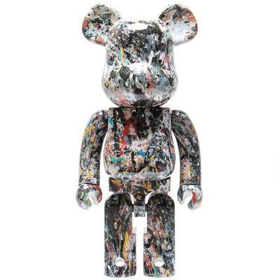 BE@RBRICK, 'Medicom Toy BE@RBRICK Jackson Pollock Studio Ver2.0 1000%', 2018