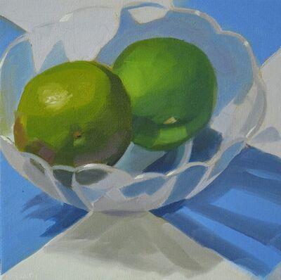 Yuri Tayshete, 'Two Limes', 2019