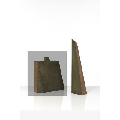 Lorenzo Burchiellaro, 'Obelisco; Vase', circa 1980