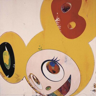Takashi Murakami, 'And then, and then... Lemon Pepper', 2008