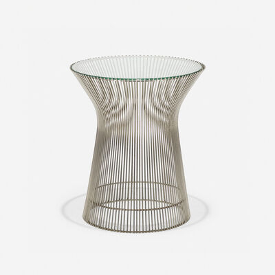 Warren Platner, 'Occasional table', 1966