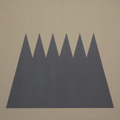 Chris Daniels, 'Mt. X', 2018