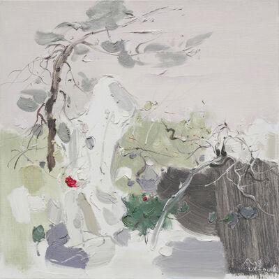 Jin Jie 金捷, 'Branch By The Rock', 2016