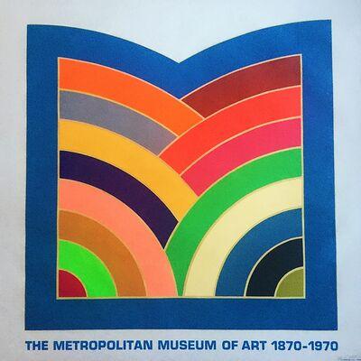 Frank Stella, 'Metropolitan Museum of Art Centennial ', 1970