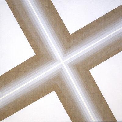 Daniel Mullen, 'Across the Void (White Series 000)  ', 2015