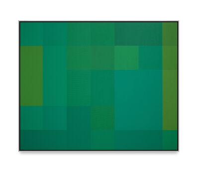 Jennifer Marman and Daniel Borins, 'Green Piece', 2016