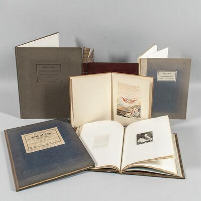 William Blake (1757-1827), 'Six Facsimile Books.'