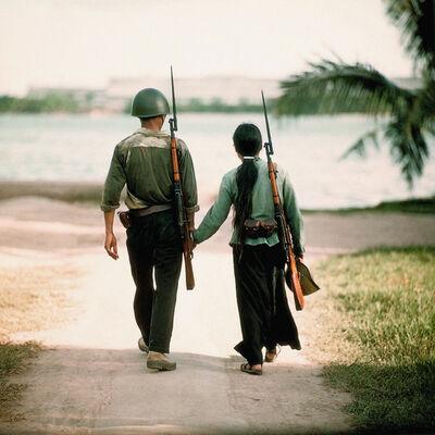 Thomas Billhardt, 'Vietnam', 1968
