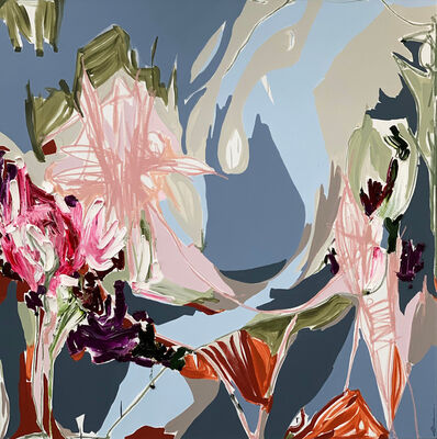 Kerry Armstrong, 'Painted Your Shadow - Tasting Flowers Series', 2018