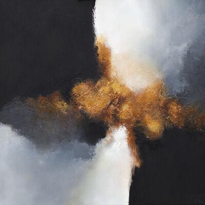 Daniel Kozeletckiy, 'Gold & Black #7', 2014