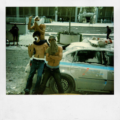 Dash Snow, 'Untitled (Polaroid #17)', 2005