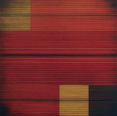 Emilio Lobato, 'Canción en Rojo', 2009