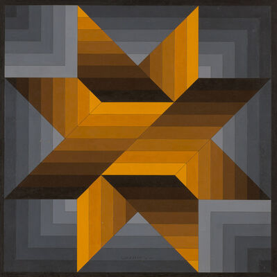 Victor Vasarely, 'Toll', 1979