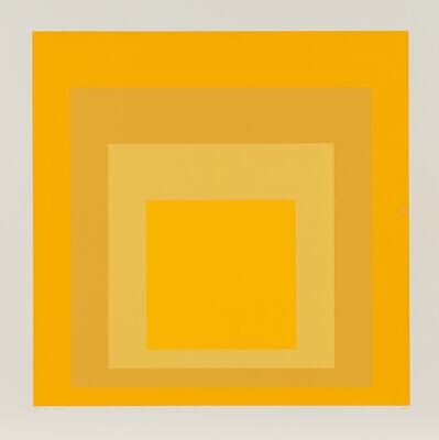 Josef Albers, 'SP X', 1967