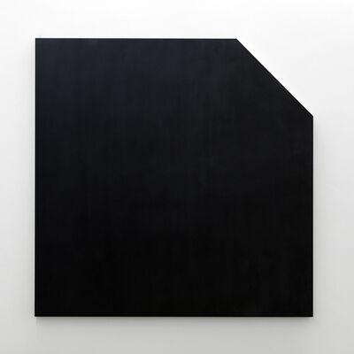 Ettore Spalletti, 'Così com'è, nero', 2009