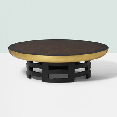 Theodore Muller, 'Lotus coffee table', c. 1965