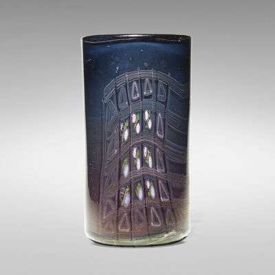 Dale Chihuly, 'Early Blanket Cylinder', 1975