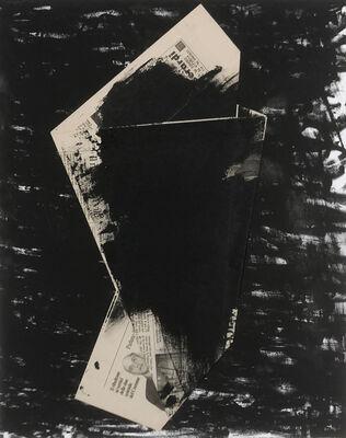Jannis Kounellis, 'Untitled (Trittico 3)', 1998