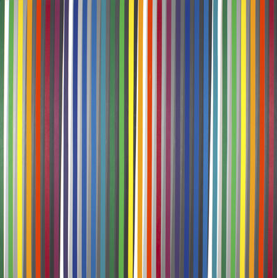 Gabriele Evertz, 'Twelve Hues  Thirteen Grays (Diaphanous 2', 2012