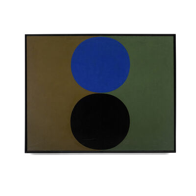 Frederick Hammersley, 'Two, #20', 1959