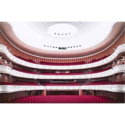 Candida Höfer, 'Deutsche Oper am Rhein Düsseldorf'