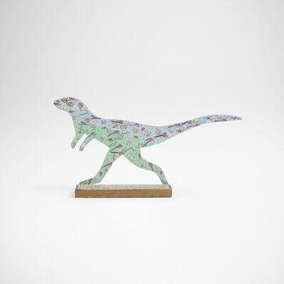 Howard Finster, 'Dinosaur', 1999