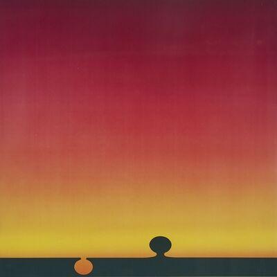Herbert Bayer, 'Afterglow', 1975