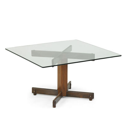 Sergio Rodrigues, 'Dining table', 1960s