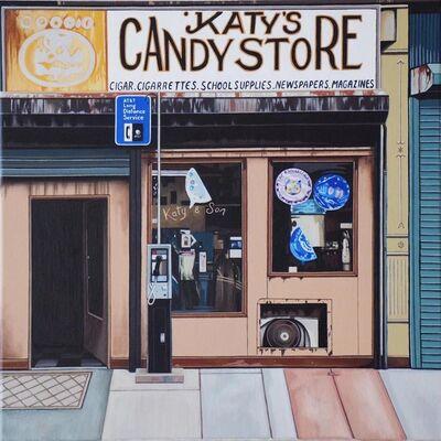 MARTA MEZYNSKA, 'Candy Store', 2016