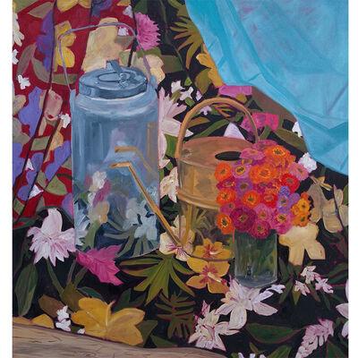 Anna Valdez, 'Reflective Vessels', 2016