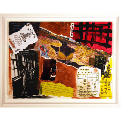 Ellen Goellner, 'What the Body Does Not Remember', 2012