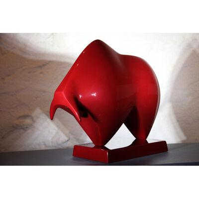 """Frédéric Senot de la Londe, '""""Le taureau""""', 2020"""