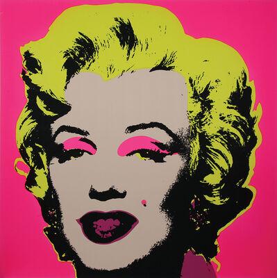 Andy Warhol, 'Marilyn - Sunday B. Morning - After Warhol (portfolio of ten different serigraphs)', 2000