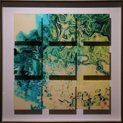 Fu  Wenjun 傅文俊, 'Spring Water《春来江水绿如蓝》', 2017-2018