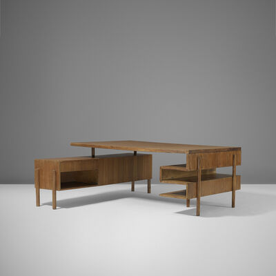 Pierre Jeanneret, 'PJ-BU-16-A S-element table'