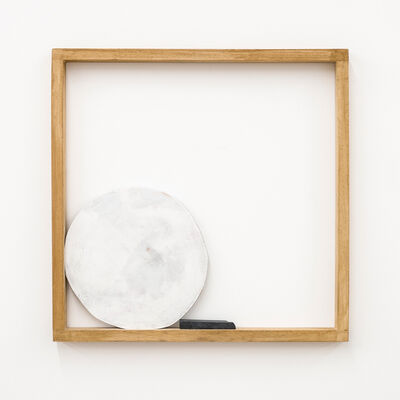 Jared Ginsburg, 'Three objects in balance', 2018