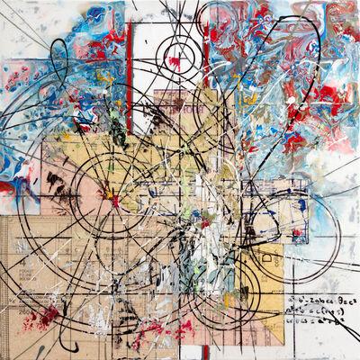 Étienne Gélinas, 'Composition 457', 2018